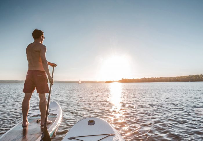 What Are The Perks Of Paddle Boarding In Australia?